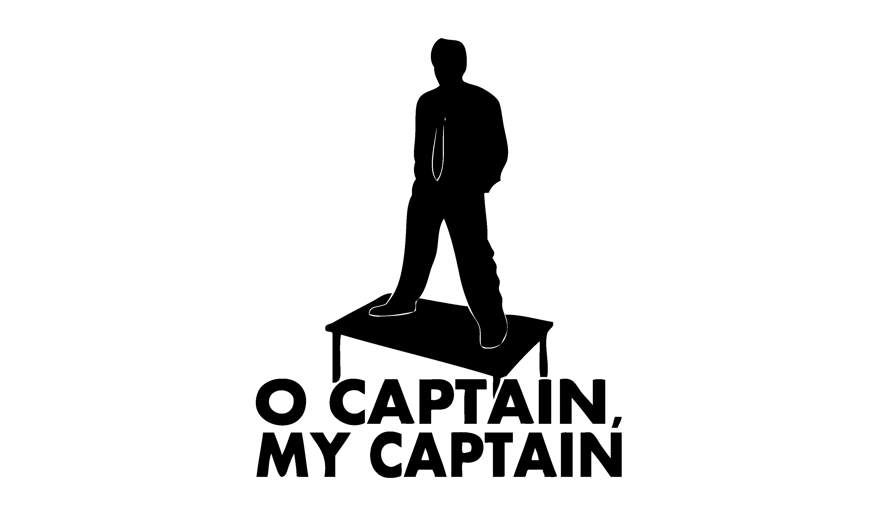 O'Captain My Captain